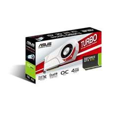 Amazon: tarjeta de video ASUS TURBO-GTX970-OC-4GD5