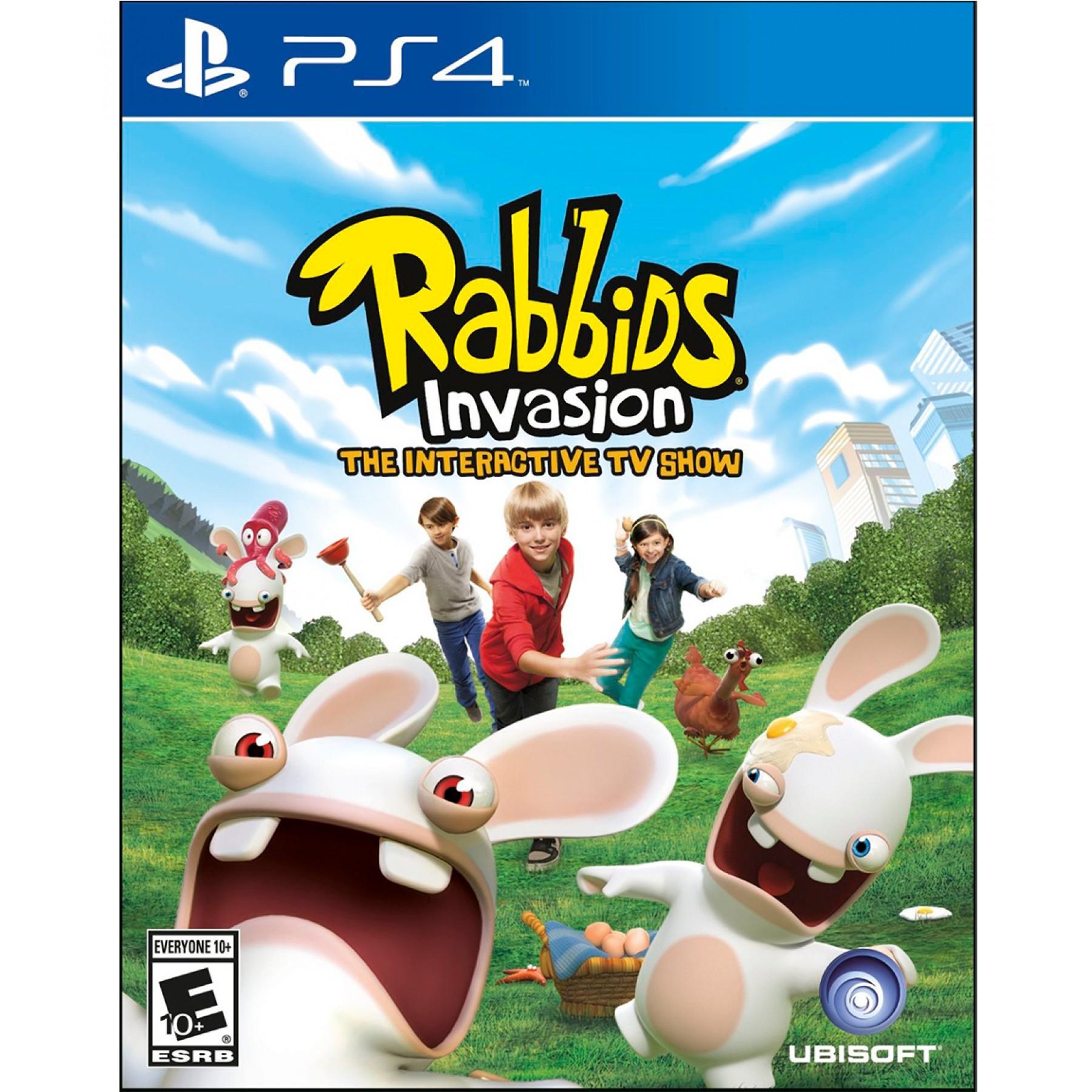 Palacio de Hierro en línea: Rabbids invasión para PS4 a $209