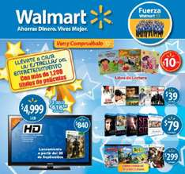 Walmart: 24 meses sin intereses con tarjetas participantes
