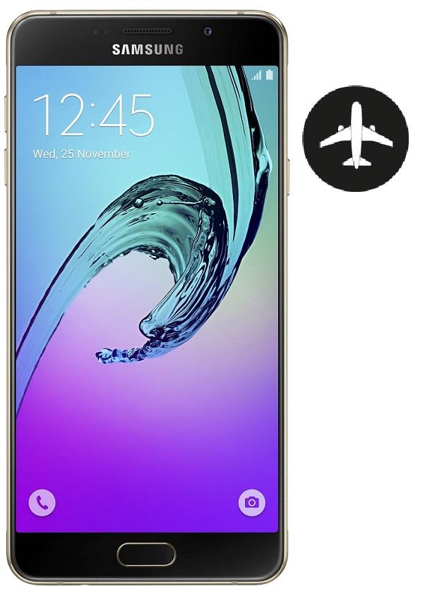 Claroshop: Samsung Galaxy A7 Gold + Boleto de Avión
