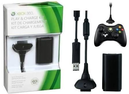 La Comer: kit carga y juega Xbox 360 a $253