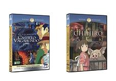 """Amazon MX: Peliculas Ghibli en DVD """"El viaje de Chihiro"""" o """"El increible castillo vagabundo"""" en 29 pesos cada una."""