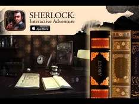 App Store: Sherlock: Interactive Adventure gratis por tiempo limitado !