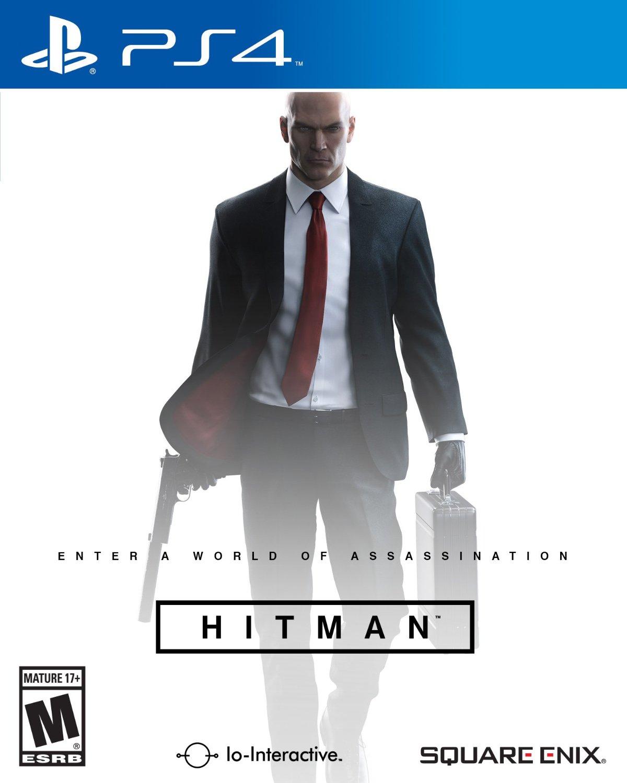 Amazon USA: preventa de Hitman para PS4 a solo $799 con envío a México
