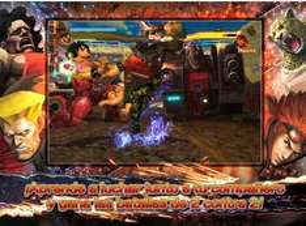 40% de descuento por lanzamiento en Street Fighter X Teeken para iPhone y iPad