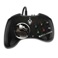 Amazon: Control Mortal Kombat X Fight Pad para Xbox One, Xbox 360, PS4 y PS3
