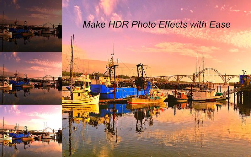 App Store: iFoto HDR GRATIS