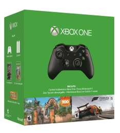 Best Buy en línea: control Xbox One + Live 6 Meses + Forza 5 + Zoo Tycoon
