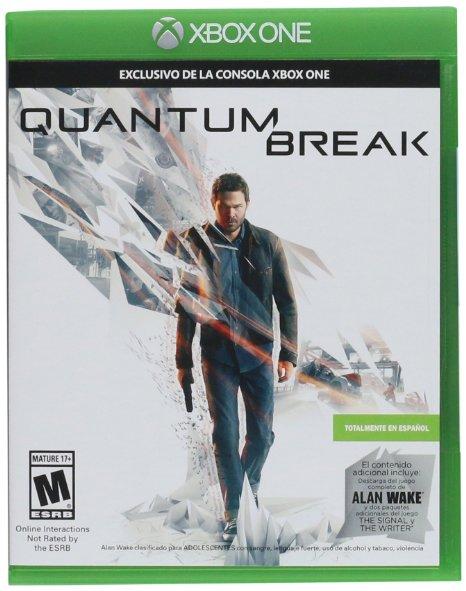 Amazon México: Quantum Break para Xbox One