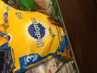 Walmart Azcapotzalco: Pedigree adulto 10kg $169.03