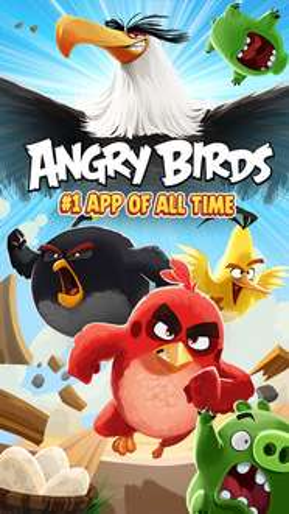 App Store: Angry Birds de Rovio Entertainment Ltd baja de 5 pesos y ahora es gratis, Angry Birds HD baja de $49 a descarga gratuita