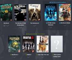 Humble Bundle: BioShock, The Bureau y The Darkness II por 1 dólar y más