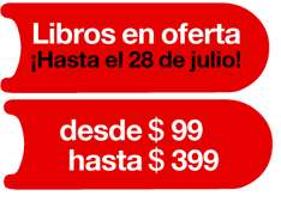 Descuentos en Editoriales:Gustavo Gili, Libros de diseño $99-$399 y Porrúa 40% biblioteca jurídica