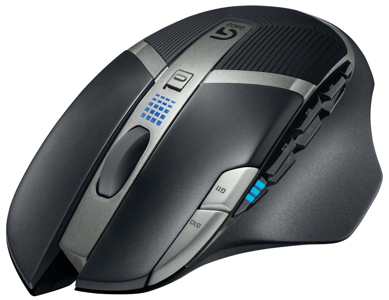 Amazon: Mouse Logitech G602 Inalámbrico (precio normal $1300)