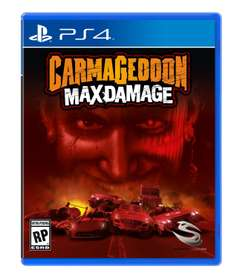 Amazon MX: Juego Carmageddon Max Damage para PS4 o Xbox One