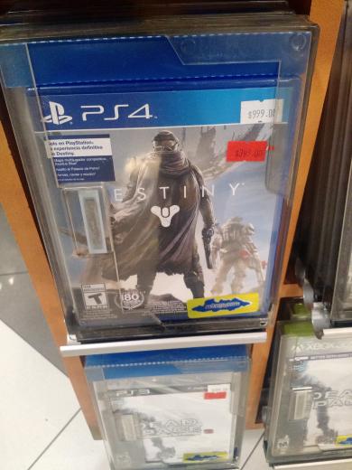 Mixup Reforma 222: Destiny para PS4 y Xbox ONE a $399