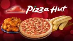 Pizza Hut: pizza grande + pops de queso a $149.00 pesitos