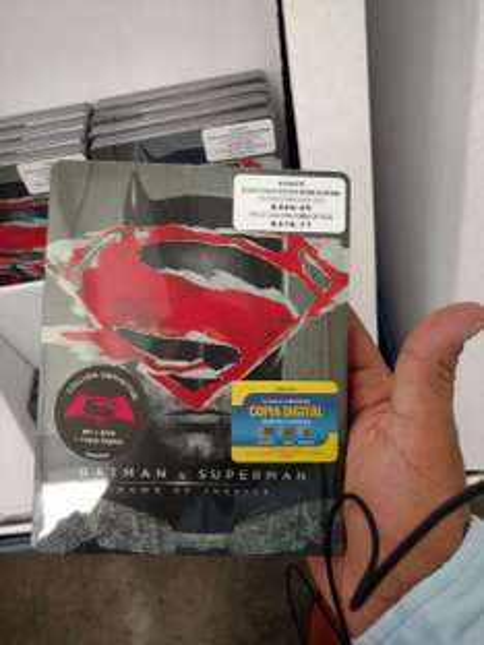 Costco: Batman v Superman ediciones especiales