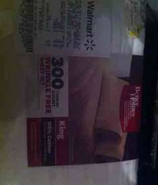 Walmart: Juego de sabanas de 300 hilos Better Homes a $90.01