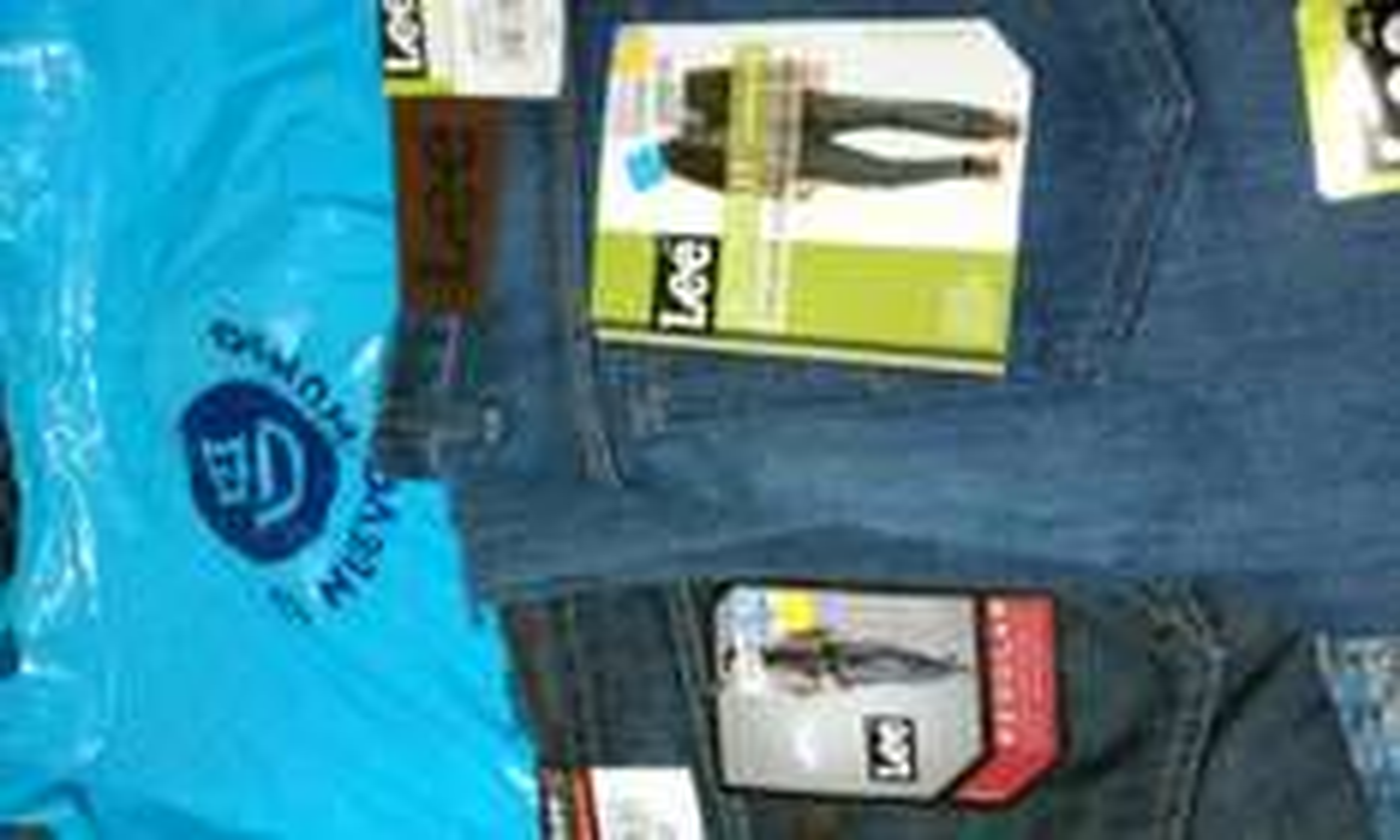El Nuevo Mundo: Jeans con el 30%, 40%, y 50% de descuento