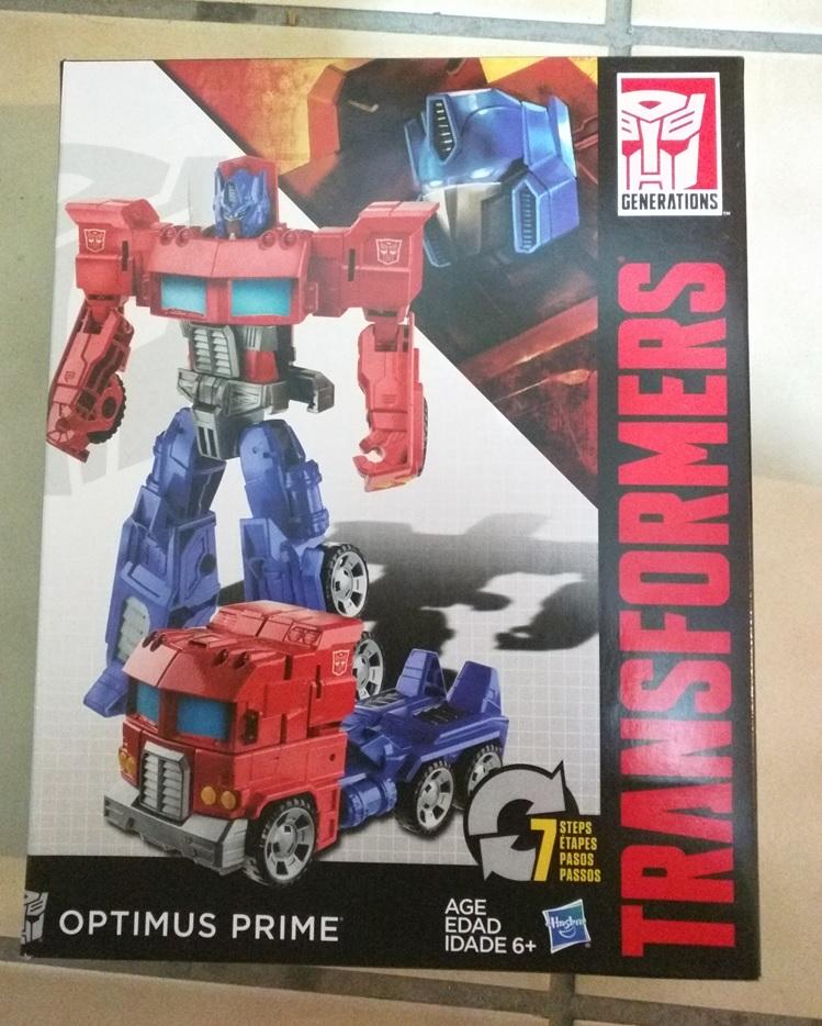 Soriana Mercado Ixtapaluca: Transformers Optimus Prime de $299 a $89.40