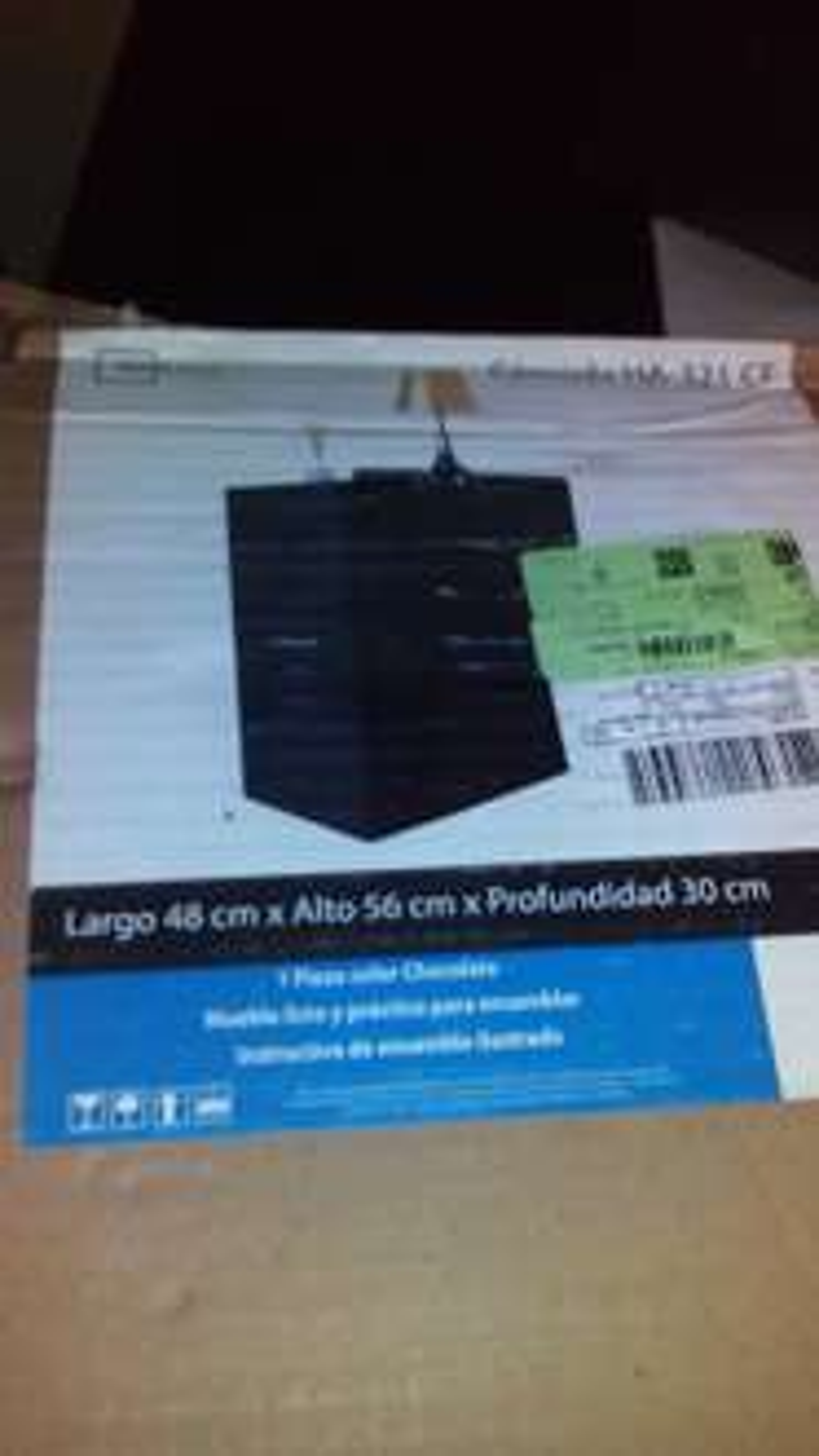 Walmart Quiroga: cómoda Mainstays a $175.02