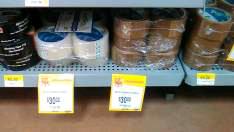 Walmart: pack de 6 cintas adhesivas trasparentes a $30.02