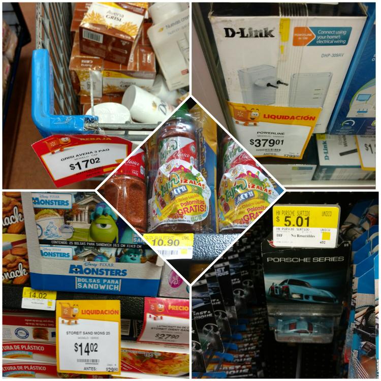 Walmart Tuxtla: paq 3 jabon avena gris $17.02, hot wheels porsche $5 y mas...
