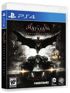 Amazon: Batman: Arkham Knight para PS4 a $259