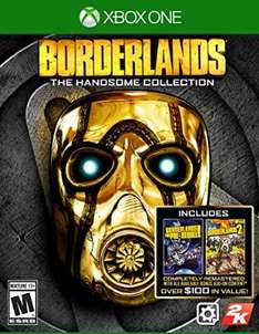 Amazon MX: Borderlands: THC para PS4/ ONE en $284