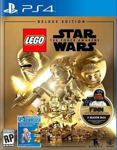 Amazon Mx: Lego Star Wars The Force Awakens Deluxe Edition para PS4 y Xbox One