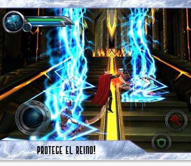 Juego Thor: Son of Asgard gratis para iPhone y iPad