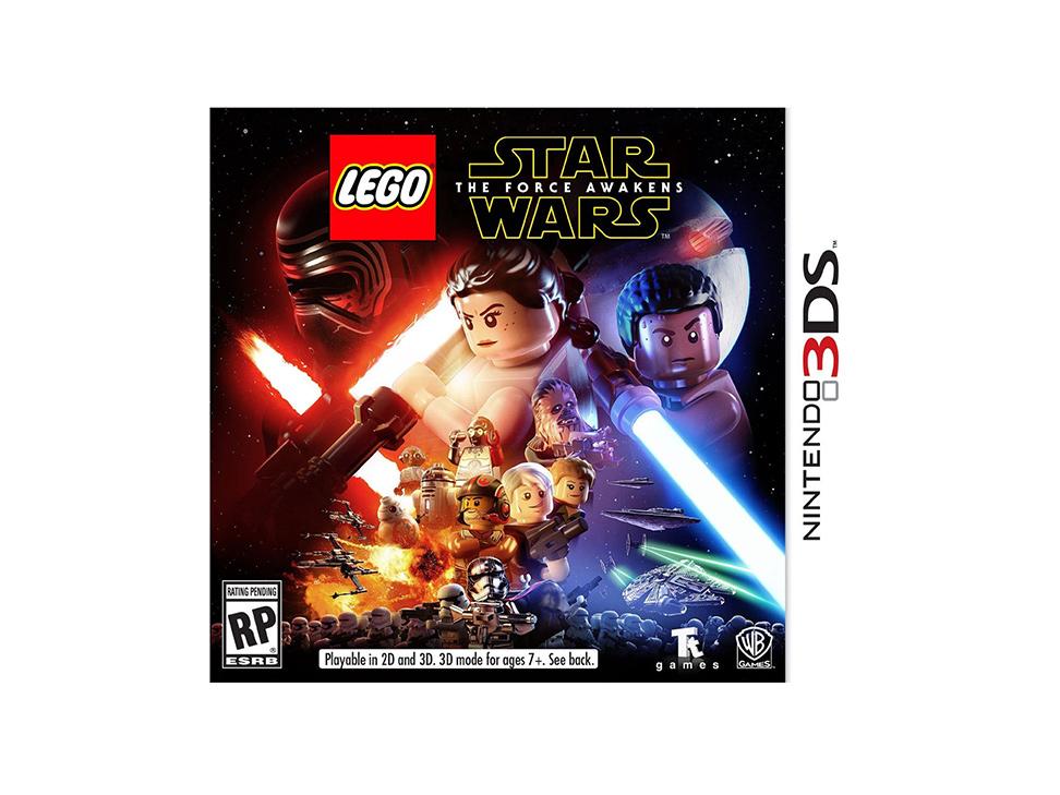 Liverpool: Lego Star wars The force Awakens para 3DS a $391 envío gratis