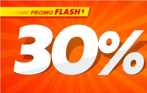 Netshoes promo flash: 30% de descuento en art seleccionados + descuento extra con cupón