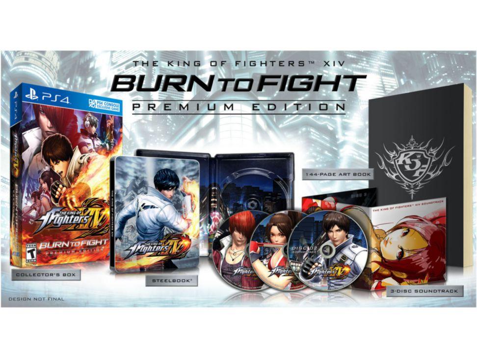 Liverpool: King of Fighters XIV Edición de Colección a $1,439