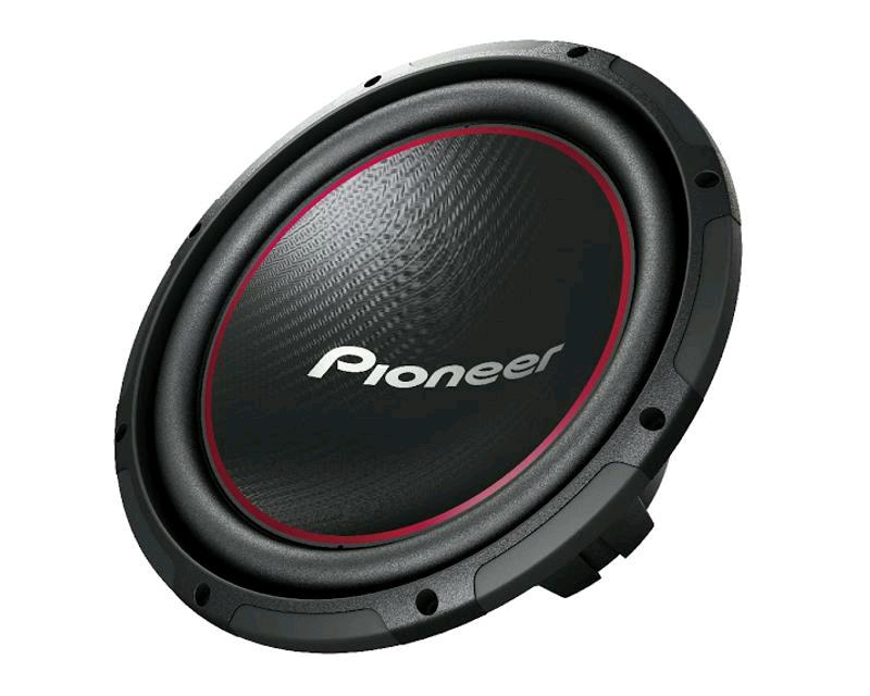 Coppel en línea:  Bocina Pioneer TS-W304R Negra