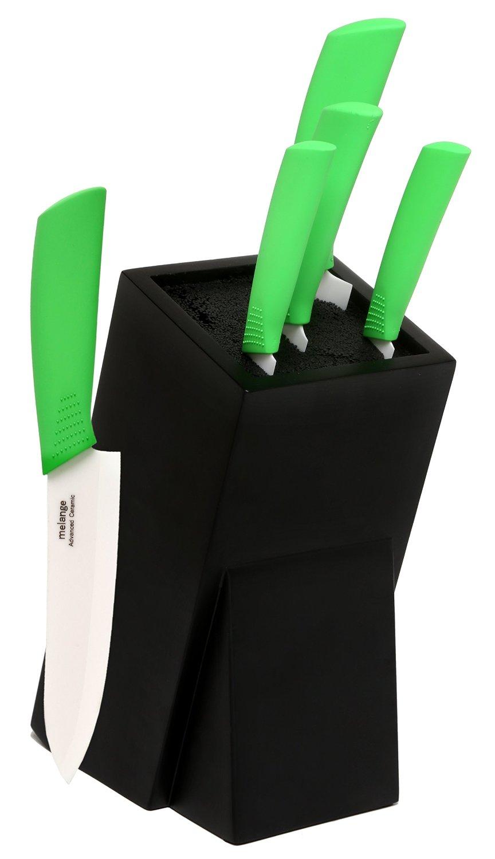 Amazon: Cuchillos Melange  de ceramica 6 piezas $265.20