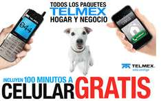 Telmex: 100 minutos mensuales a celulares gratis a partir del 11 de septiembre
