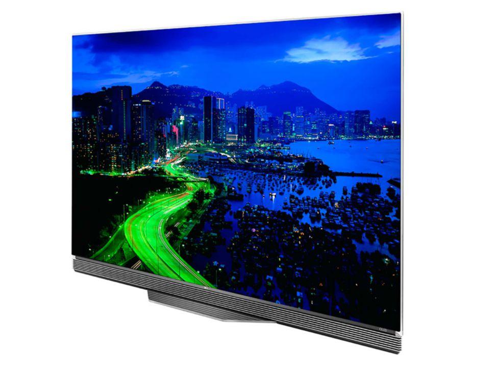 Liverpool: LG Smart TV Oled 55 Pulgadas UHD 3D OLED55E6P
