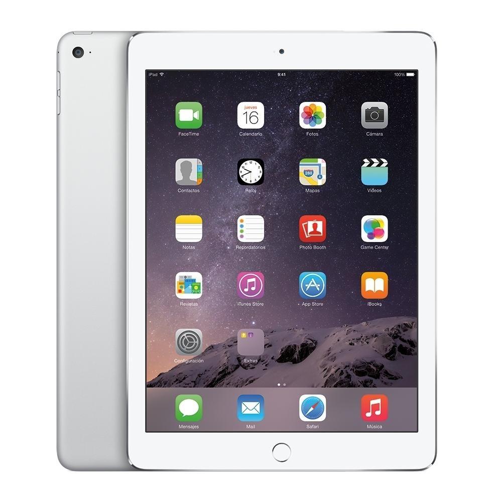 Walmart en línea: iPad Air 2 Apple Wi-Fi 16 GB Plateado