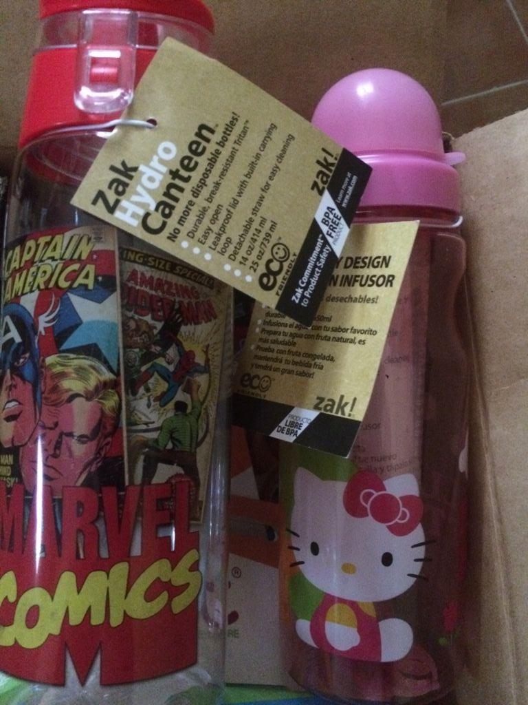 Walmart Mérida CityCenter: cantimplora Hello Kitty a $45.03
