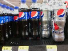 Walmart Acoxpa: Pepsi y Pepsi Light 600 ml. a $6.70