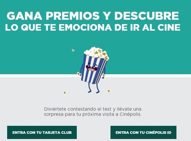 Cinépolis: Contesta encuesta y gana una renta gratis en Cinépolis Klic