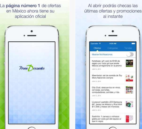 Aplicación oficial de Promodescuentos para iPhone (¡y Android!)