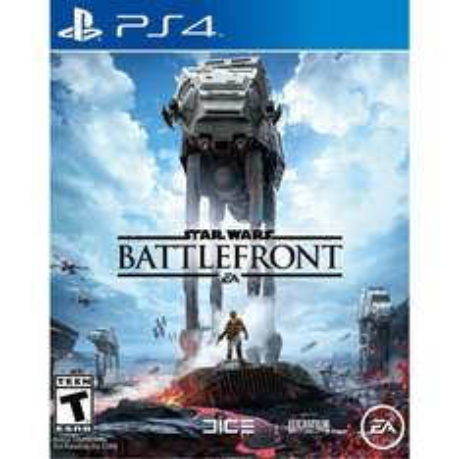 Game Planet en línea: Star Wars Battlefront PS4 a $315 + $99 de envío