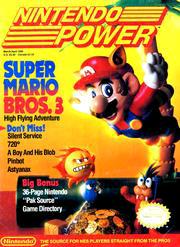 Nintendo Power: gratis todas sus ediciones en archive.org