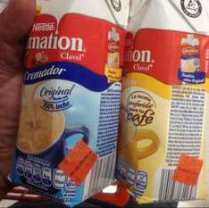 Chedraui: leche Carnation Clavel, cremador a $5