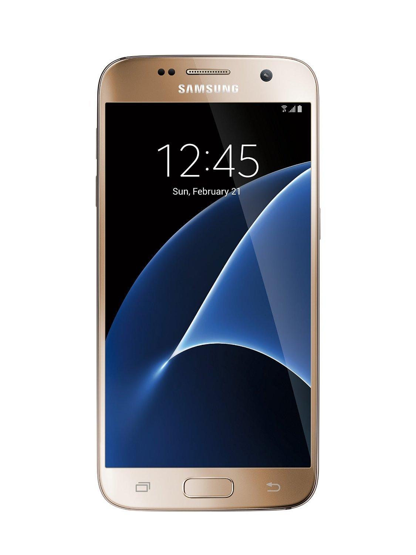 Amazon: Samsung Galaxy S7 Gold en casi 11 mil, más gastos de envío (27% de descuento precio normal), vendido y enviado por un tercero