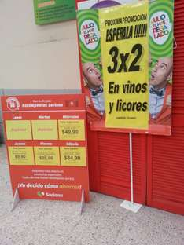 Julio Regalado en Soriana y Comercial Mexicana: vinos y licores al 3x2 a partir del 5 de agosto