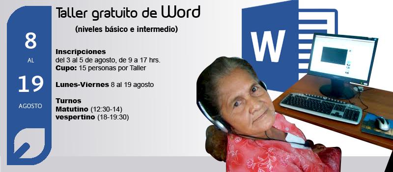 Biblioteca Vasconcelos: Talleres Gratuitos de Microsoft Word 2013, Microsoft Power Point 2013 y Microsoft Excel 2013